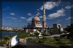 Putrajaya-Mosque-Malaysia