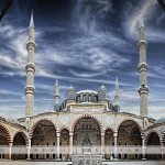 Selimiye Mosque-Edirne-Turkey