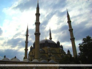 Selimiye-Mosque-Edirne-Turkey