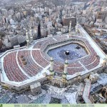 Kaaba Ariel View