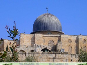 Masjid Al Aqsa 2012
