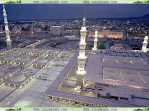 Masjid Al Nabawi hd photo