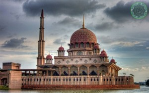 Putrajaya Mosque picture, Putrajaya Mosque photo