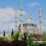 Selimiye Mosque Edrine Turkey Wallpapers & Details