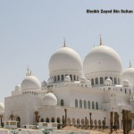 Sheikh Zayed Mosque Abu Dhabi Wallpapers & Details