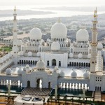 Sheikh Zayed Mosque dooms pics