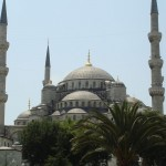 Sultan Ahmed Mosque Istanbul Turkey picture