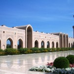 Sultan Qaboos Grand Mosque hd wallpaper